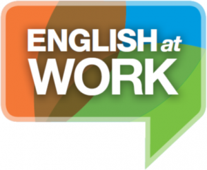 English at Work logo